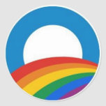 Marriage Equality Round Stickers