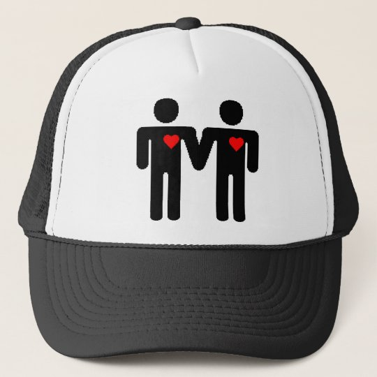 Marriage Equality Trucker Hat