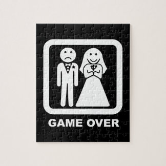 Marriage Game Over Jigsaw Puzzle