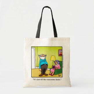 Marriage Humor Tote Bag Gift