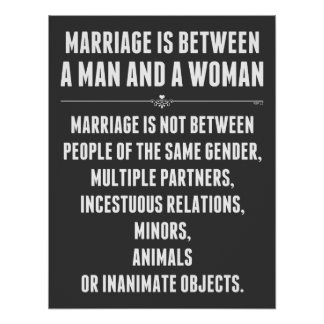 Marriage In America Poster