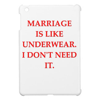 marriage case for the iPad mini