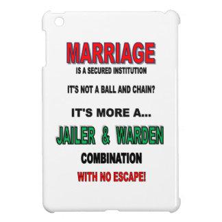 MARRIAGE iPad MINI CASE