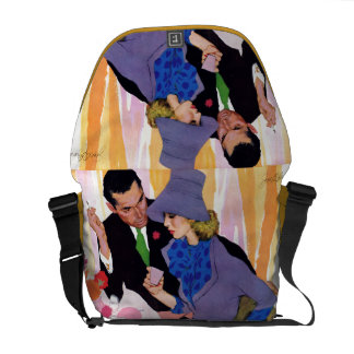 Marriage Is Not For Me Courier Bag