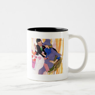 Marriage Is Not For Me Two-Tone Coffee Mug