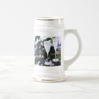 Marriage memories; Wedding blessings 18 Oz Beer Stein