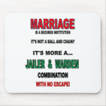 MARRIAGE MOUSEPADS