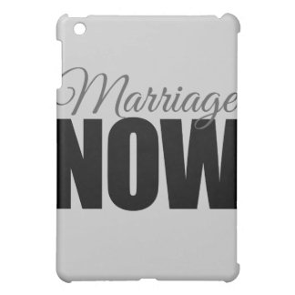 MARRIAGE NOW - png iPad Mini Case