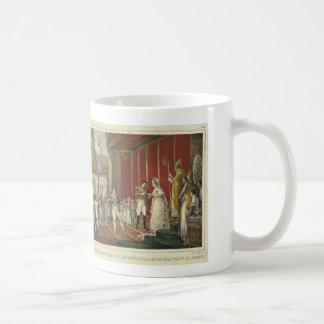 Marriage of D. Pedro I with D. Amélia Coffee Mug