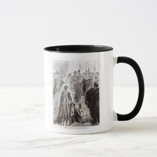 Marriage of Edward II  and Isabella of France Mug