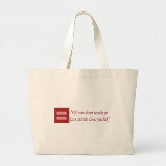 Marriage of Equality Bag