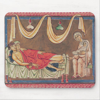 Marriage of Hosea and the Prostitute Mousepads