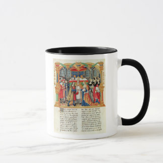 Marriage of Maria of Burgundy and Maximilian I Mug