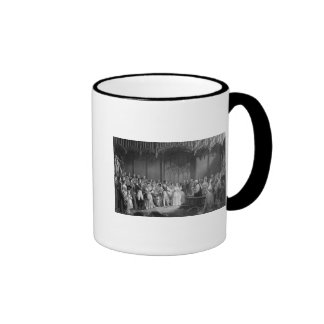 Marriage of Queen Victoria  and Prince Albert Ringer Mug