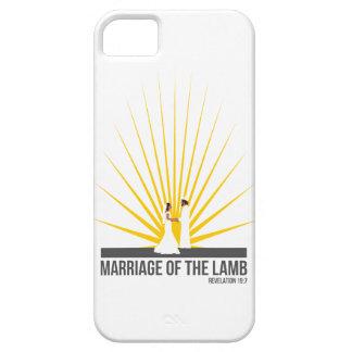 Marriage of the Lamb (Revelation 19:7) iPhone SE/5/5s Case