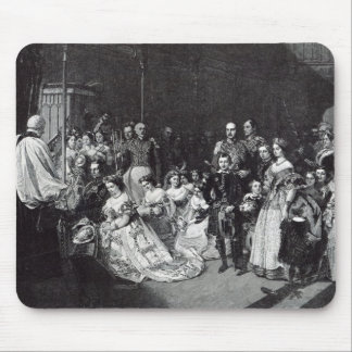 Marriage of the Princess Royal Mouse Pad