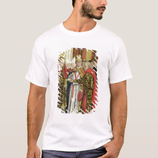 Marriage of the Virgin, from the Dome Altar, 1499 T-Shirt