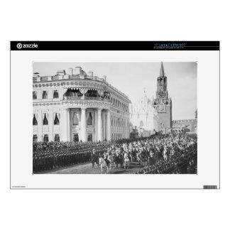 "Marriage of Tsar Nicholas (1868-1918) to Alexandra 15"" Laptop Skins"
