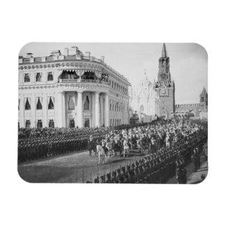 Marriage of Tsar Nicholas (1868-1918) to Alexandra Magnet