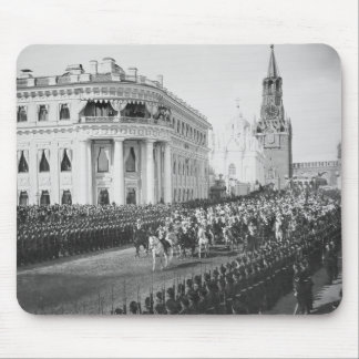 Marriage of Tsar Nicholas (1868-1918) to Alexandra Mouse Pad