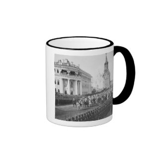 Marriage of Tsar Nicholas (1868-1918) to Alexandra Coffee Mugs