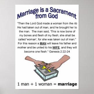 Marriage Sacrament poster