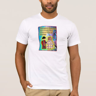 Marriage Series-Monogamy T-Shirt