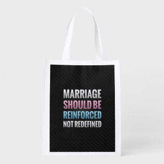 Marriage Should Be Reinforced Market Totes