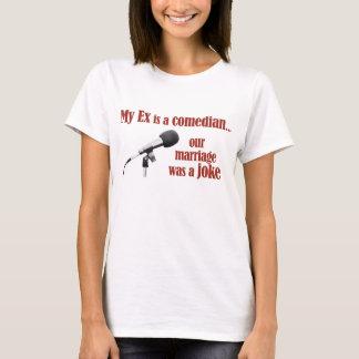 Marriage was a joke T-Shirt
