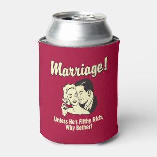 Marriage: Why Bother Can Cooler