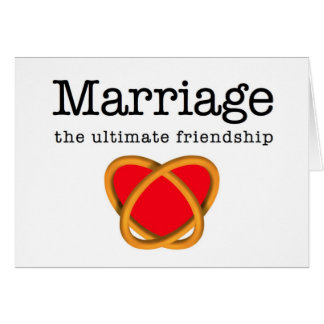 MarriageRings Card