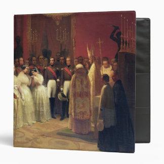 Marriages of Queen Isabella II Binder