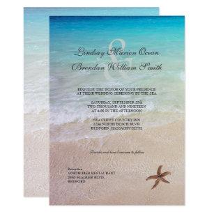 Destination Wedding Invitations Announcements Zazzle