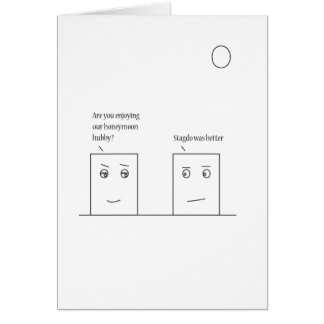 married cards