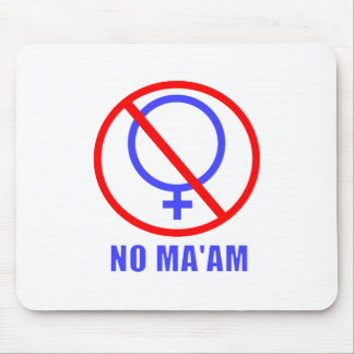 Married Children Bundy Maam Mouse Pad