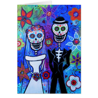 Married Coouple Card