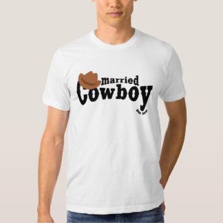 married Cowboy T-Shirt