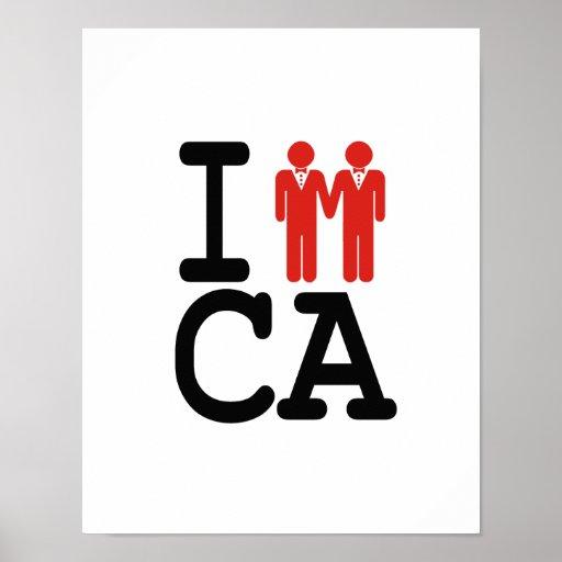MARRIED IN CA MEN -.png Poster