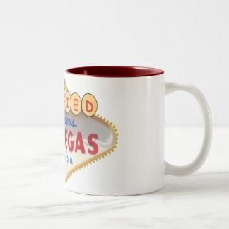 Married In Fabulous Las Vegas Mug