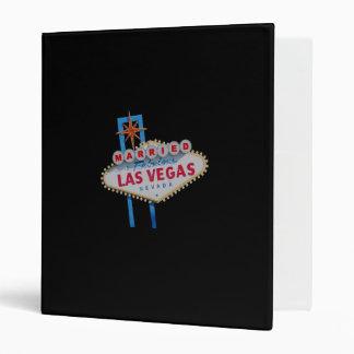 Married in Vegas Binder