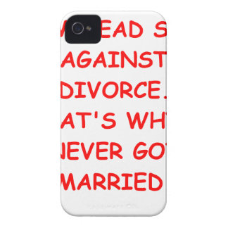 MARRIED iPhone 4 COVER