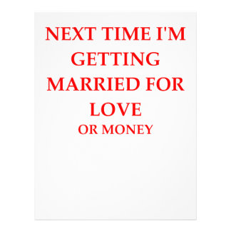 MARRIED LETTERHEAD