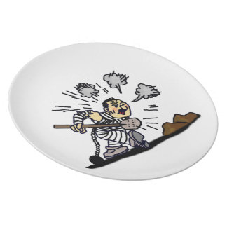 Married Life For Men Plate