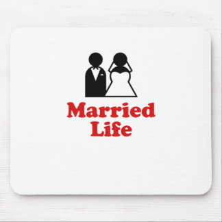 Married Life Mouse Pad