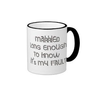 married long enough coffee mug