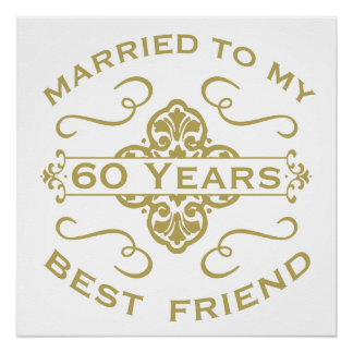 Married My Best Friend 60th Poster