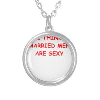 married pendants