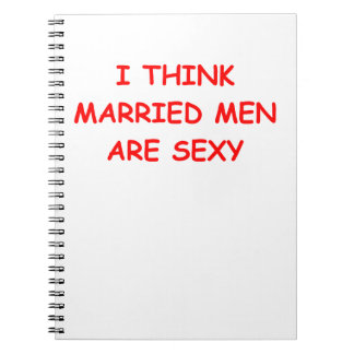 married note books