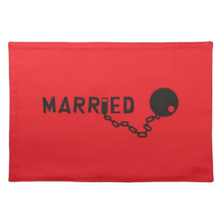 Married Place Mats