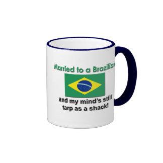 Married to a Brazilian Mug